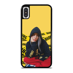 Billie Eilish Singer cover iPhone X / XS,cover iphone x e xs uguali cover iphone x adidas,Billie Eilish Singer cover iPhone X / XS