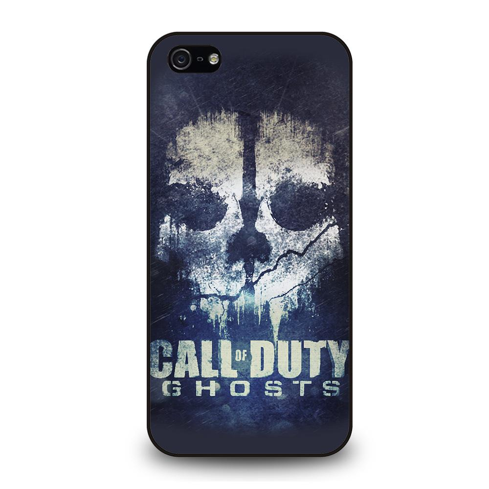 CALL OF DUTY GHOSTS Cover iPhone 5 / 5S / SE - benecover