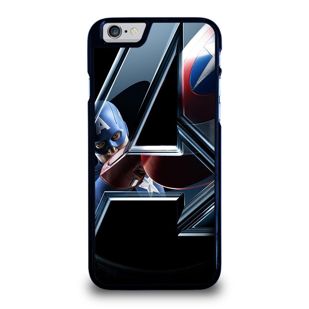 CAPTAIN AMERICA IN THE AVENGERS Cover iPhone 6 / 6S