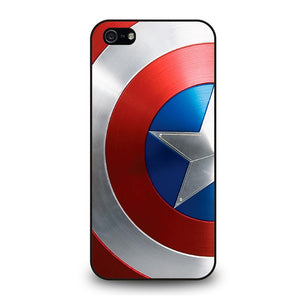 CAPTAIN AMERICA SHIELD AVENGERS Cover iPhone 5 / 5S / SE