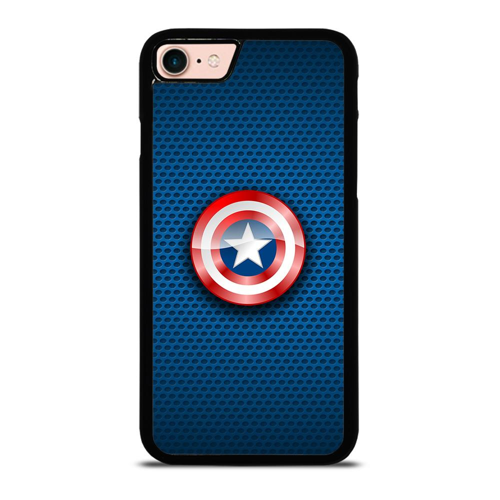 CAPTAIN AMERICA SHIELD ICON AVENGERS Cover iPhone 8