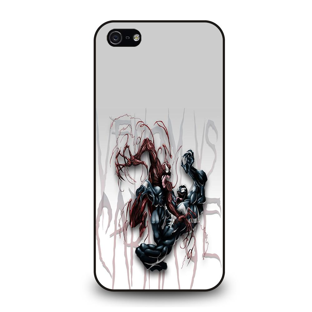 CARNAGE VS VENOM VILLAINS  Cover iPhone 5 / 5S / SE