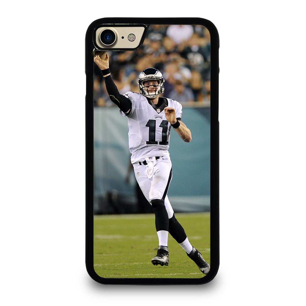 CARSON WENTZ EAGLES Cover iPhone 7