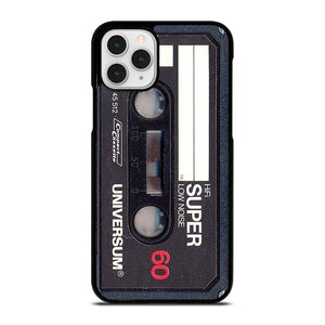coque custodia cover fundas iphone 11 pro max 5 6 7 8 plus x xs xr se2020 C13253 CASSETTE RETRO iPhone 11 Pro Case