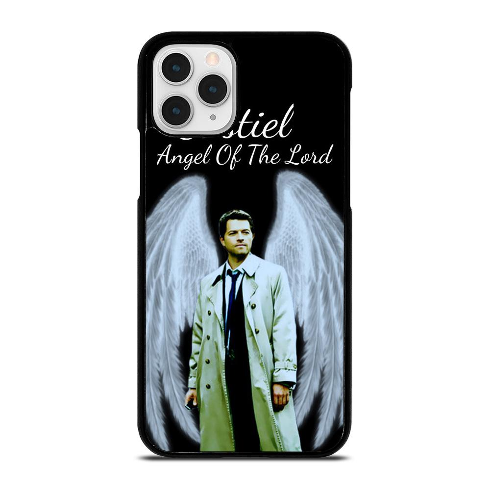 coque custodia cover fundas iphone 11 pro max 5 6 7 8 plus x xs xr se2020 C13263 CASTIEL ANGEL OF THE LORD iPhone 11 Pro Case