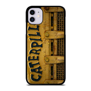 coque custodia cover fundas iphone 11 pro max 5 6 7 8 plus x xs xr se2020 C13334 CATERPILLAR CAT OLD iPhone 11 Case