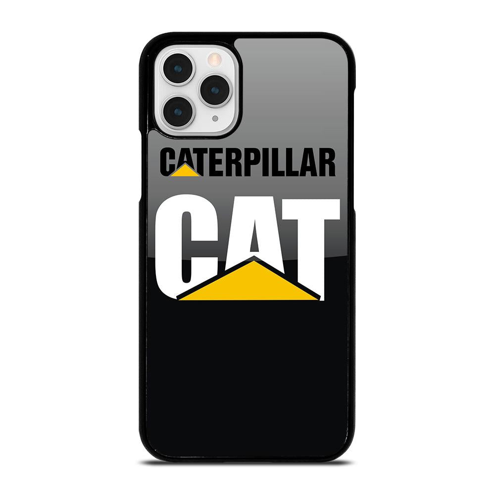 coque custodia cover fundas iphone 11 pro max 5 6 7 8 plus x xs xr se2020 C13274 CAT CATERPILLAR TRAKTOR iPhone 11 Pro Case