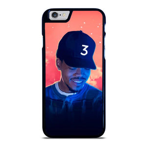 coque custodia cover fundas iphone 11 pro max 5 6 7 8 plus x xs xr se2020 C13386 CHANCE THE RAPPER #2 iPhone 6 / 6S Case