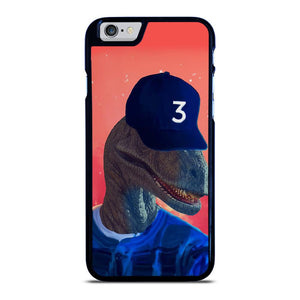 coque custodia cover fundas iphone 11 pro max 5 6 7 8 plus x xs xr se2020 C13396 CHANCE THE RAPTOR RAPPER iPhone 6 / 6S Case