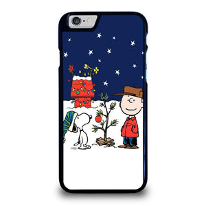 CHARLIE BROWN PEANUTS COMICS SNOOPY Cover iPhone 6 / 6S