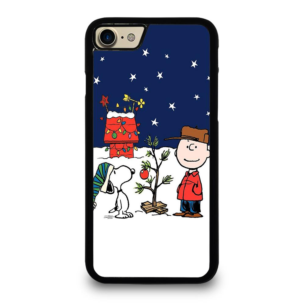 CHARLIE BROWN PEANUTS COMICS SNOOPY Cover iPhone 7