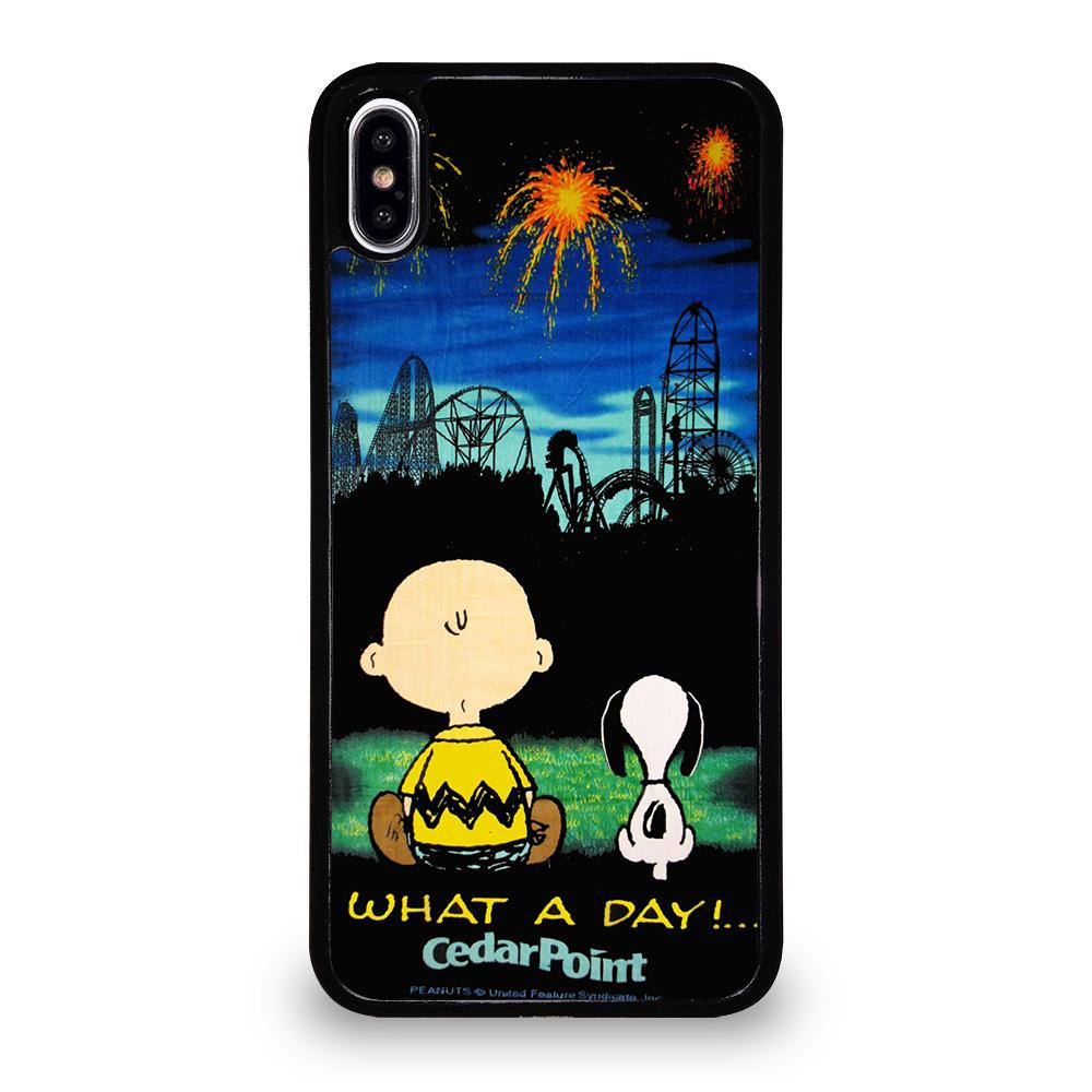 coque custodia cover fundas iphone 11 pro max 5 6 7 8 plus x xs xr se2020 C13413 CHARLIE BROWN BEACH TOWEL iPhone XS Max Case