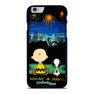 coque custodia cover fundas iphone 11 pro max 5 6 7 8 plus x xs xr se2020 C13407 CHARLIE BROWN BEACH TOWEL iPhone 6 / 6S Case