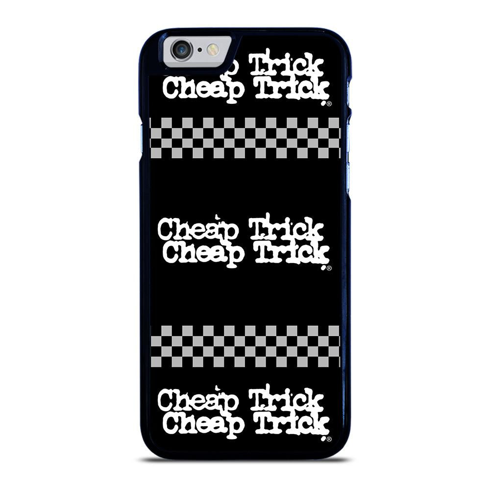 coque custodia cover fundas iphone 11 pro max 5 6 7 8 plus x xs xr se2020 C13450 CHEAP TRICK BAND #1 iPhone 6 / 6S Case