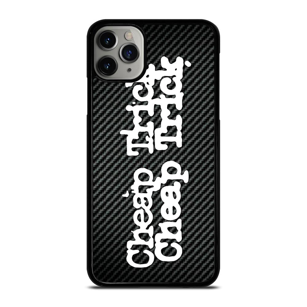 coque custodia cover fundas iphone 11 pro max 5 6 7 8 plus x xs xr se2020 C13470 CHEAP TRICK BAND LOGO iPhone 11 Pro Max Case