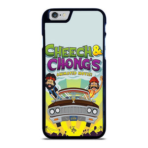 coque custodia cover fundas iphone 11 pro max 5 6 7 8 plus x xs xr se2020 C13482 CHEECH AND CHONG ANIMATED MOVIE iPhone 6 / 6S Case