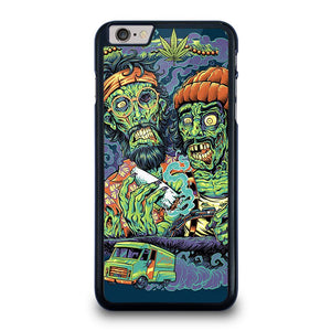 coque custodia cover fundas iphone 11 pro max 5 6 7 8 plus x xs xr se2020 C13516 CHEECH AND CHONG MARIJUANA ZOMBIE iPhone 6 / 6S Plus Case