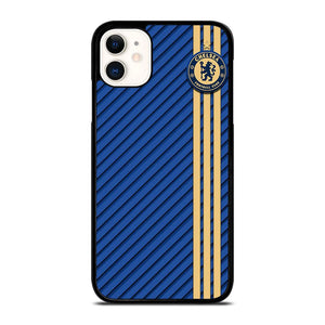 coque custodia cover fundas iphone 11 pro max 5 6 7 8 plus x xs xr se2020 C13531 CHELSEA LOGO FOOTBALL CLUB iPhone 11 Case