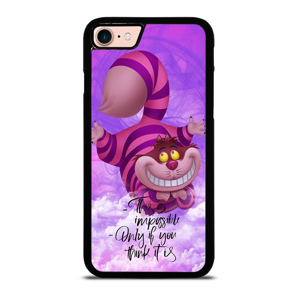 CHESIRE CAT Cover iPhone 8