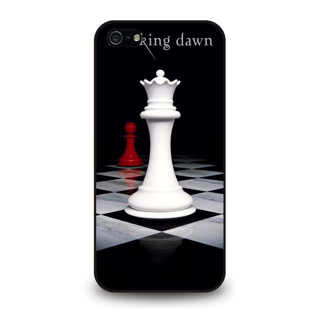 CHESS BREAKING DAWN Cover iPhone 5 / 5S / SE - benecover