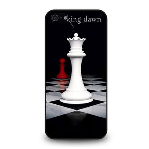 CHESS BREAKING DAWN Cover iPhone 5 / 5S / SE - Negozio di custodie per Iphone|samsung|huawei custodia4cover.it