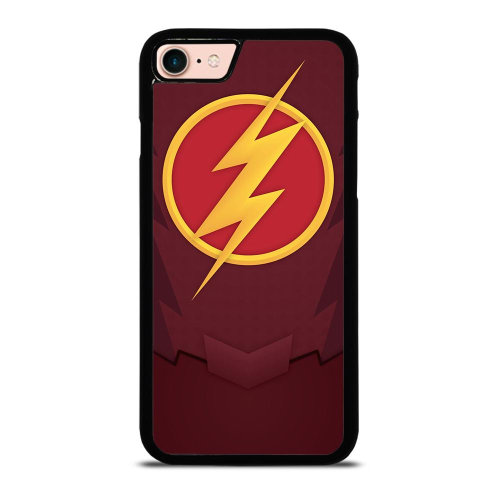 CHEST LOGO THE FLASH Cover iPhone 8