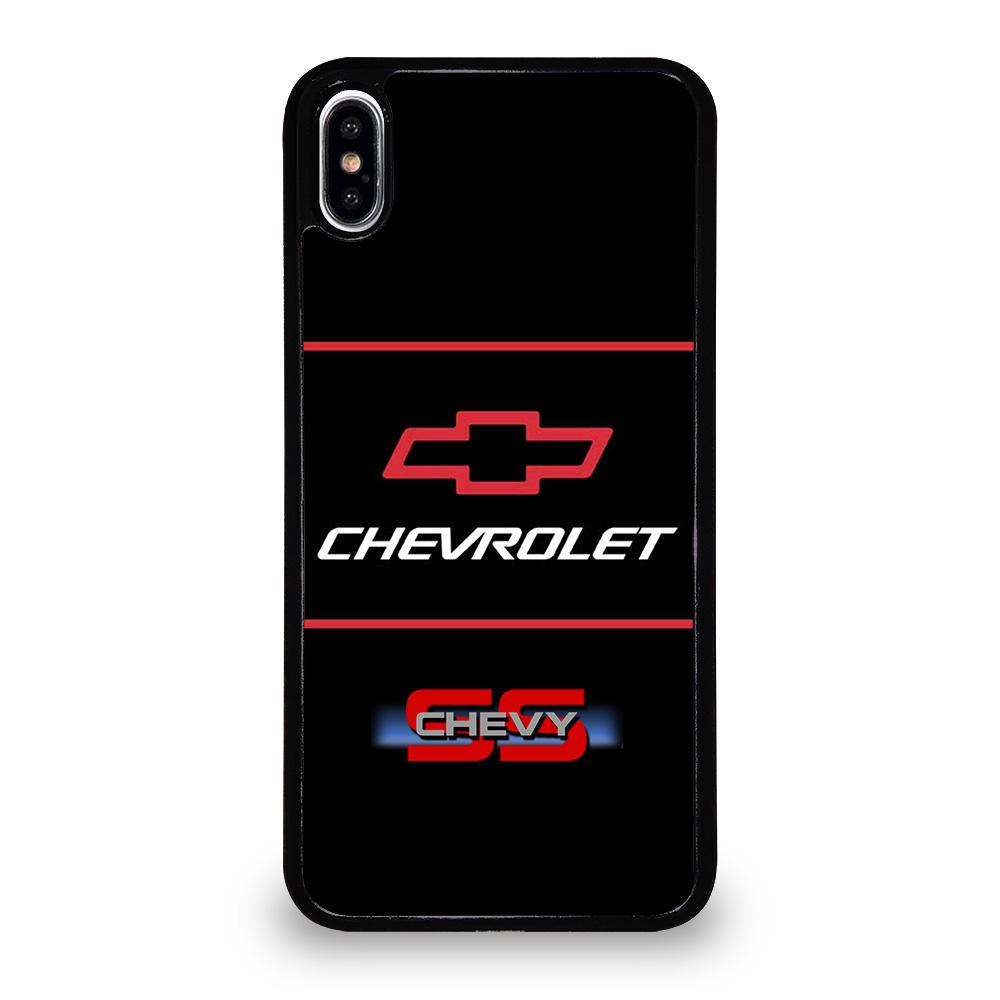 coque custodia cover fundas iphone 11 pro max 5 6 7 8 plus x xs xr se2020 C13572 CHEVROLET CAMARO SS LOGO #2 iPhone XS Max Case