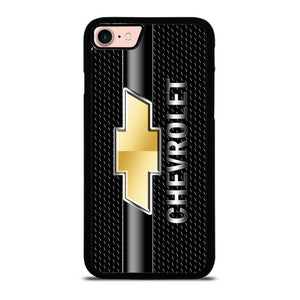 CHEVY CHEVROLET LOGO CARBON Cover iPhone 8