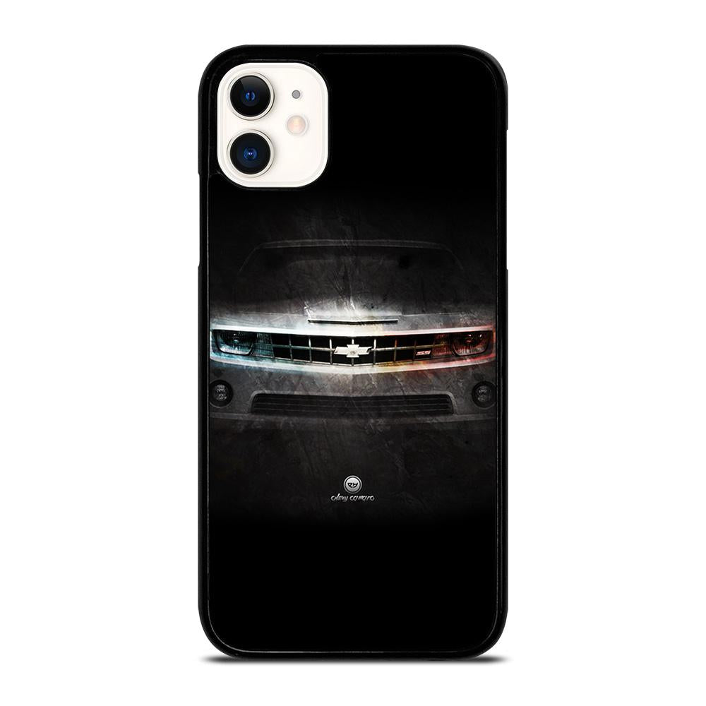 coque custodia cover fundas iphone 11 pro max 5 6 7 8 plus x xs xr se2020 C13618 CHEVY CAMARO iPhone 11 Case