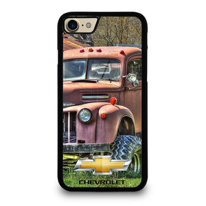 coque custodia cover fundas iphone 11 pro max 5 6 7 8 plus x xs xr se2020 C13655 CHEVY CLASSIC TRUCK #2 iPhone 7 / 8 Case