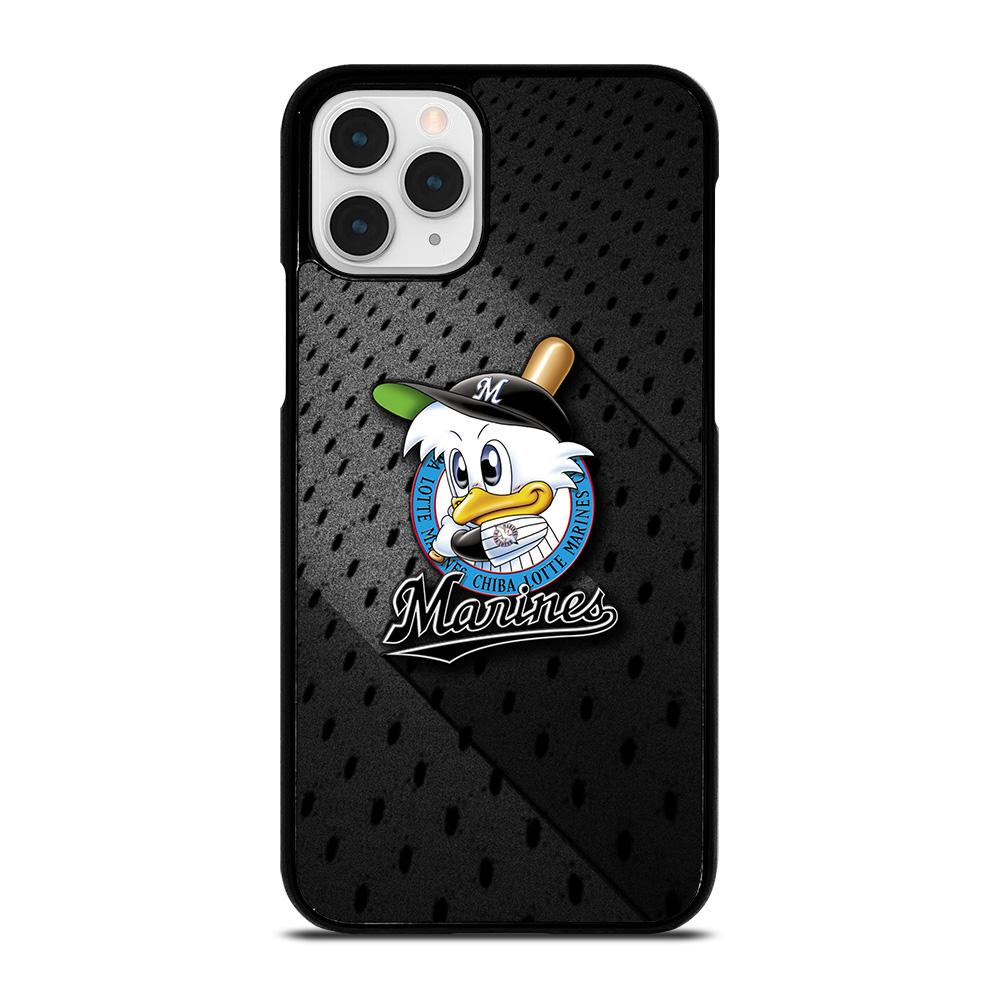 coque custodia cover fundas iphone 11 pro max 5 6 7 8 plus x xs xr se2020 C13718 CHIBA LOTTE MARINES SYMBOL 2 iPhone 11 Pro Case
