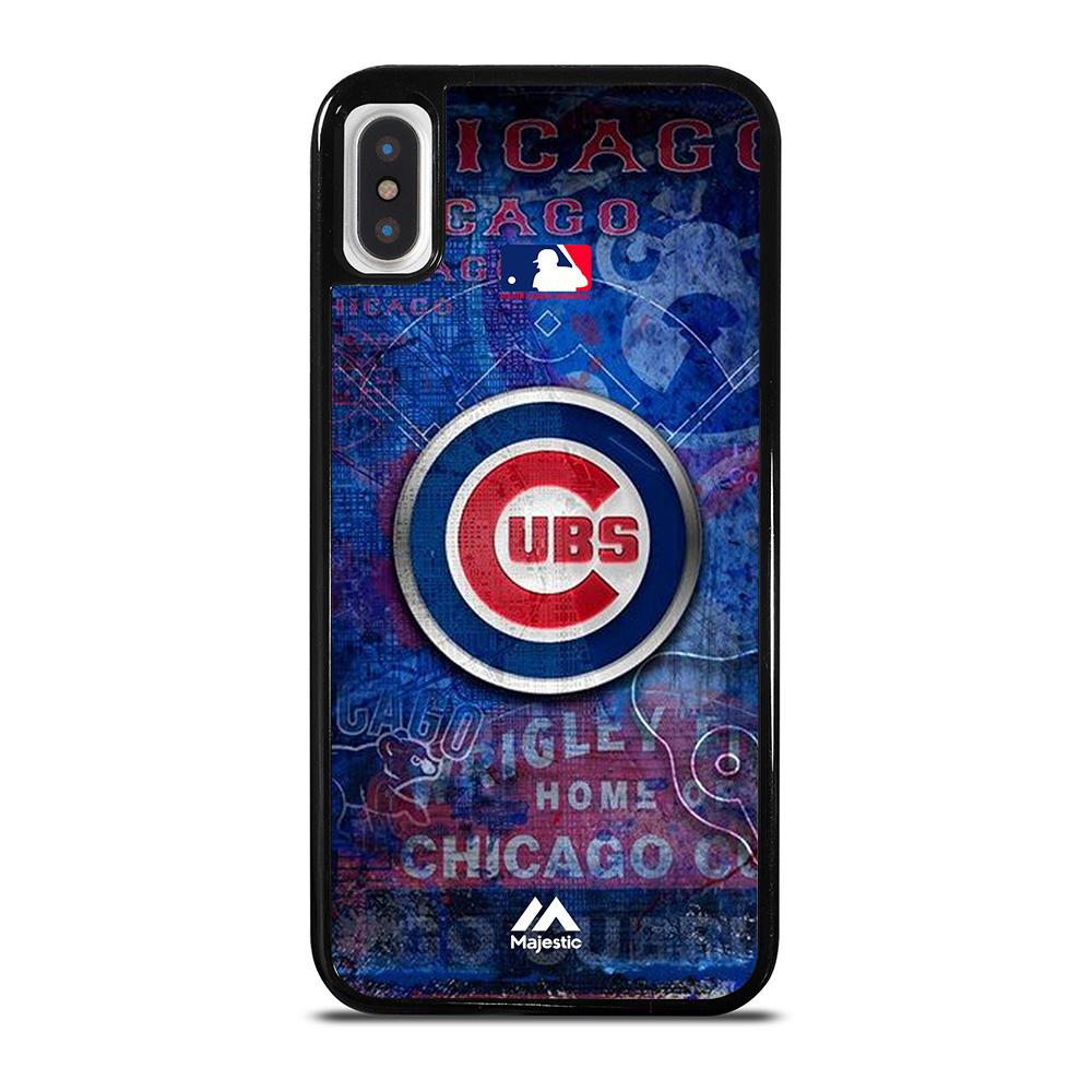 CHICAGO CUBS 2 cover iPhone X / XS,aliexpress cover iphone x cover iphone x puro,CHICAGO CUBS 2 cover iPhone X / XS