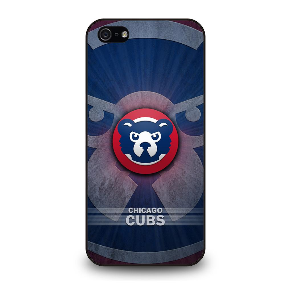 CHICAGO CUBS LOGO Cover iPhone 5 / 5S / SE