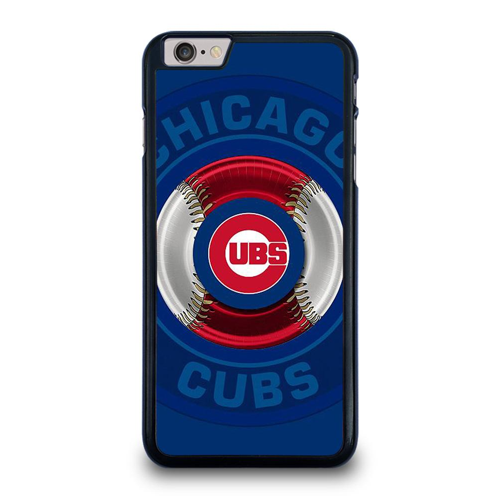 coque custodia cover fundas iphone 11 pro max 5 6 7 8 plus x xs xr se2020 C13888 CHICAGO CUBS 1 iPhone 6 / 6S Plus Case