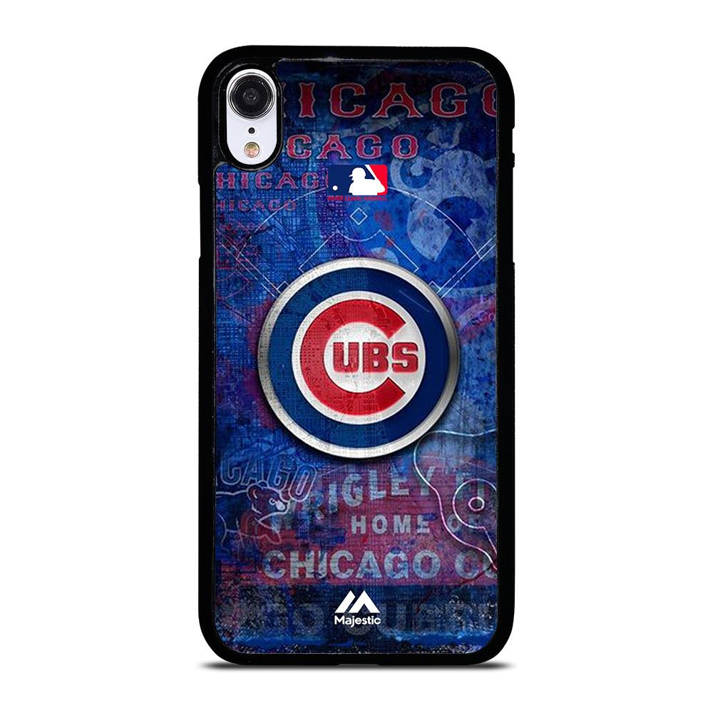 CHICAGO CUBS 2 Cover iPhone XR,cover iphone xr cellular line cover iphone xr,CHICAGO CUBS 2 Cover iPhone XR