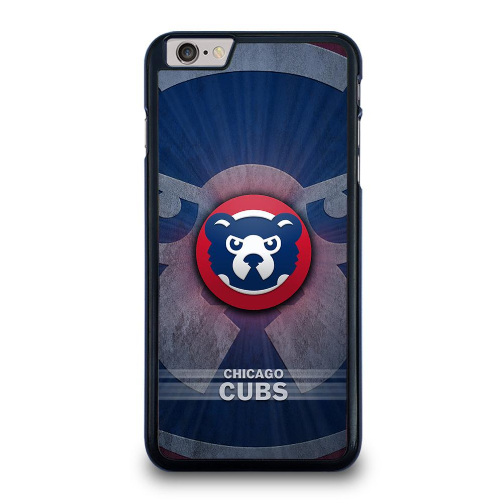 coque custodia cover fundas iphone 11 pro max 5 6 7 8 plus x xs xr se2020 C13878 CHICAGO CUBS #5 iPhone 6 / 6S Plus Case