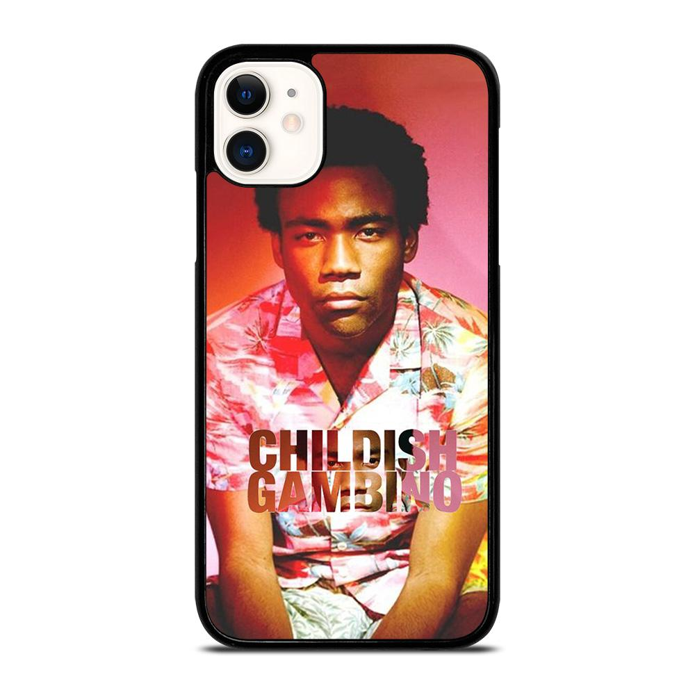 coque custodia cover fundas iphone 11 pro max 5 6 7 8 plus x xs xr se2020 C13965 CHILDISH GAMBINO iPhone 11 Case