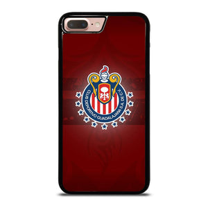 coque custodia cover fundas iphone 11 pro max 5 6 7 8 plus x xs xr se2020 C14015 CHIVAS DE GUADALAJARA #1 iPhone 7 / 8 Plus Case