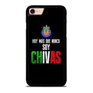 CHIVAS DE GUADALAJARA LOGO custodia cover iPhone8
