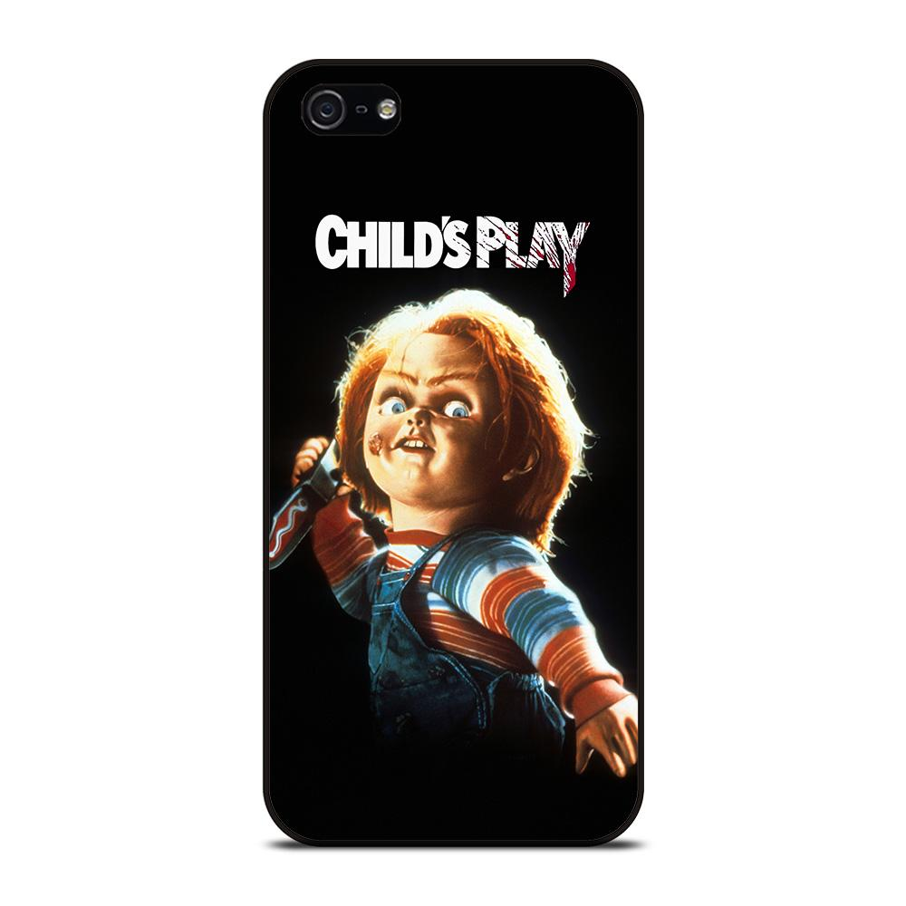 CHUCKY CHILD'S PLAY Cover iPhone 5 / 5S / SE