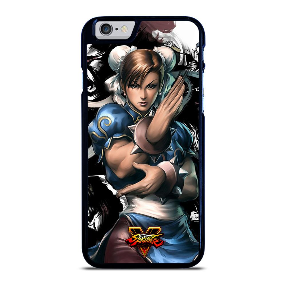 coque custodia cover fundas iphone 11 pro max 5 6 7 8 plus x xs xr se2020 C14238 CHUN LI STREET FIGHTER 3 iPhone 6 / 6S Case