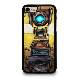 CLAPTRAP BORDERLANDS ART Cover iPhone 7