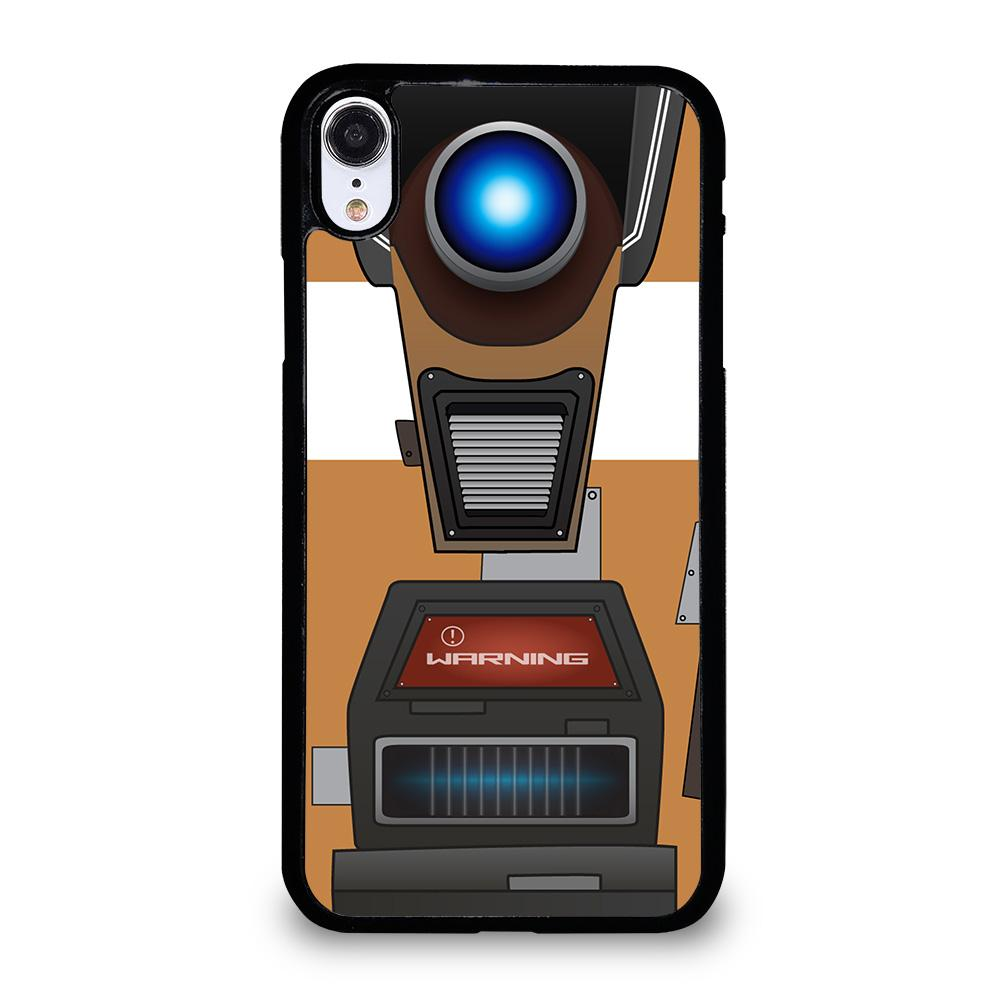 CLAPTRAP BORDERLANDS Cover iPhone XR,cover iphone xr personalizzata cover iphone xr marcelo burlon,CLAPTRAP BORDERLANDS Cover iPhone XR
