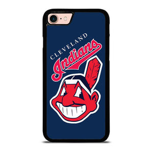 CLEVELAND INDIANS LOGO Cover iPhone 8