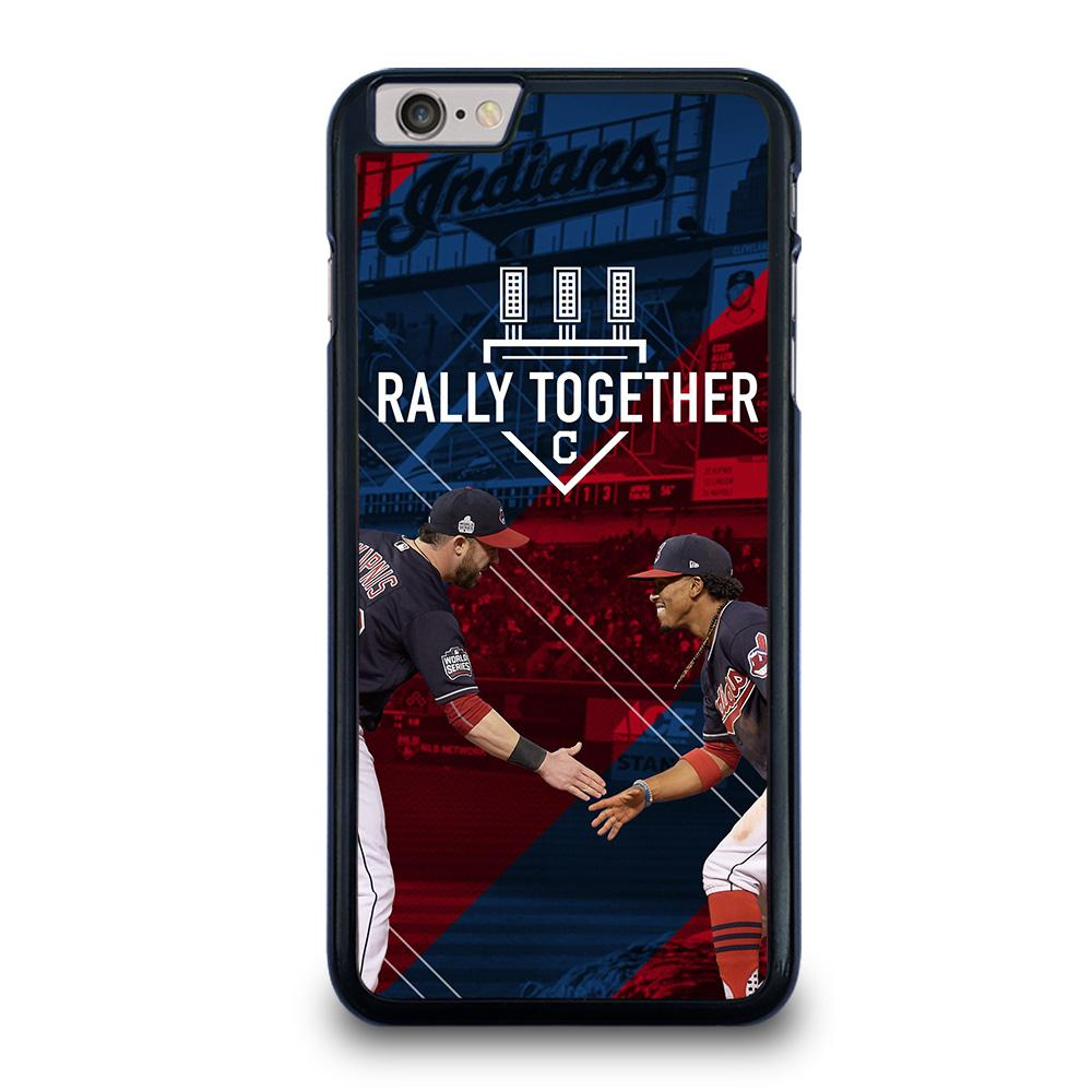 CLEVELAND INDIANS RALLY TOGETHER Cover iPhone 6 / 6S Plus
