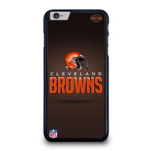 coque custodia cover fundas iphone 11 pro max 5 6 7 8 plus x xs xr se2020 C14314 CLEVELAND BROWNS #1 iPhone 6 / 6S Plus Case