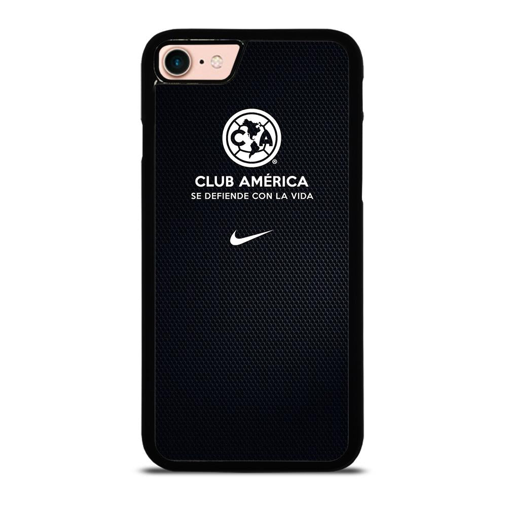 CLUB AMERICA BLACK LOGO Cover iPhone 8