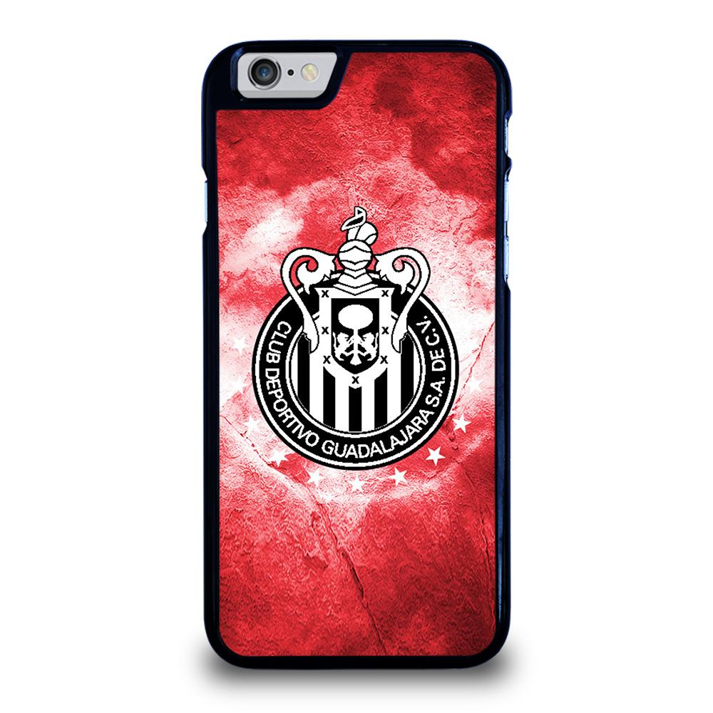 CLUB DEPORTIVO GUADALAJARA CHIVAS 3 Cover iPhone 6 / 6S