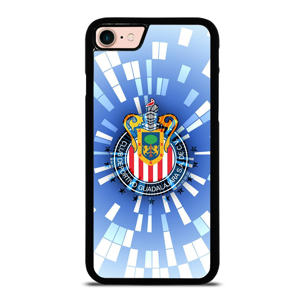 CLUB DEPORTIVO GUADALAJARA CHIVAS 6 Cover iPhone 8