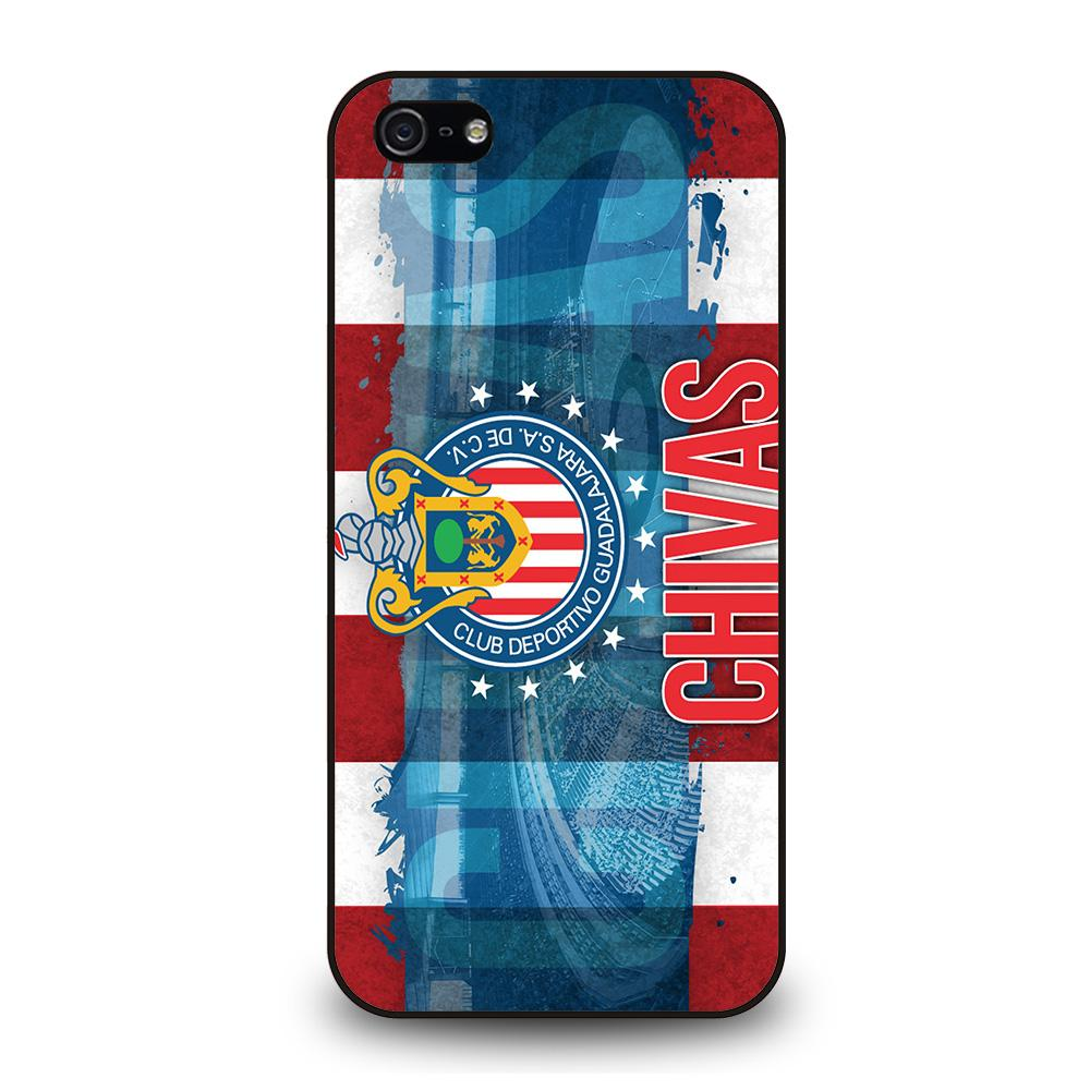 CLUB DEPORTIVO GUADALAJARA Cover iPhone 5 / 5S / SE